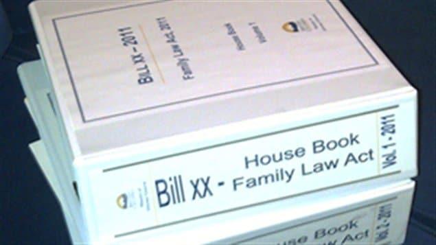 Le nouveau projet de loi vise surtout à placer les intérêts des enfants au premier plan dans les cas de divorce.
