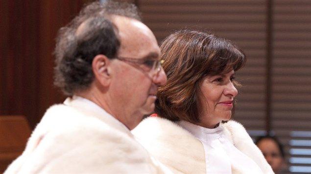 Michael Moldaver et Andromache Karakatsanis