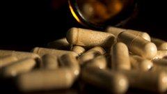 Des pilules