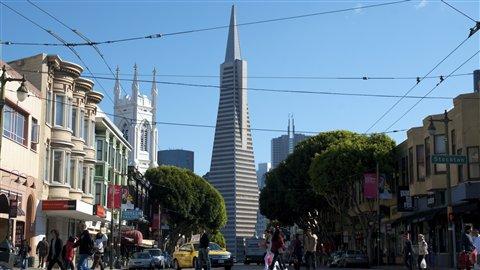 Rejoindre le centre ville de San Francisco depuis l