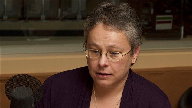 Renée Latulippe, directrice générale du Centre québécois de lutte aux dépendances