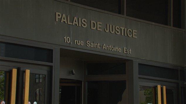 Palais de justice de Montréal