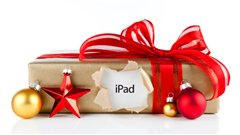 iPad pour No�l