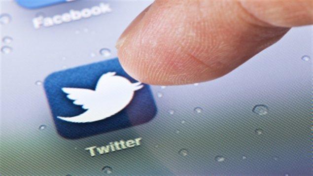 L'application Twitter
