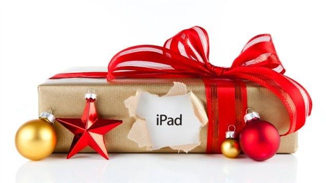 iPad pour Noël