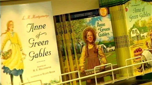 Anne la maison aux pignons verts sera port e au grand for Anne maison aux pignons verts