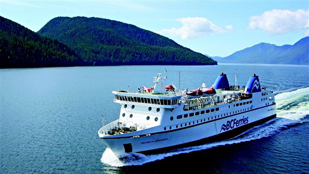 Northern Adventure BC Ferries