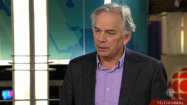 Le chef de l'Assemblée des Premières Nations du Québec et du Labrador, Ghislain Picard