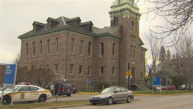 Palais de justice de roberval for Chambre de la jeunesse montreal