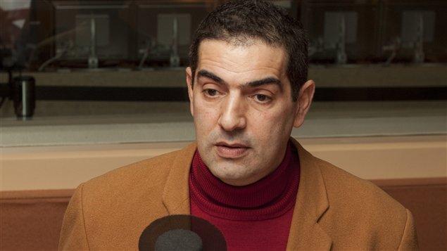 Le Dr Idris Saïah, immunologiste au département de gastro-entérologie de l'hôpital Saint-Justine
