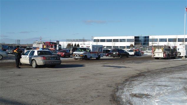 L'usine Bombardier de Thunder Bay produit des wagons de tramway