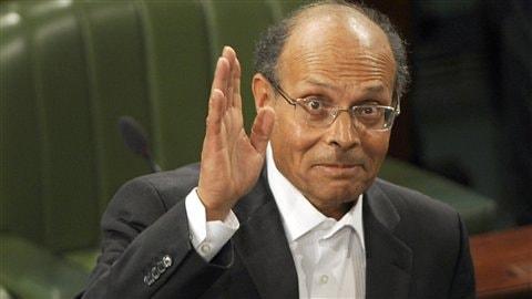 Moncef Marzouki, le nouveau président tunisien