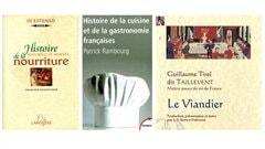 Quelques-uns des livres consultés par Évelyne Ferron