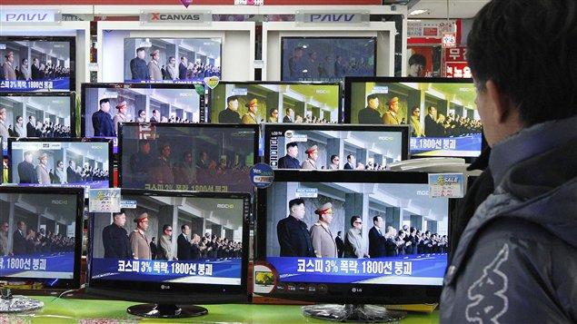 Les nouvelles sur la Corée du Nord sont suivies avec beaucoup d'intérêt en Corée du Sud.