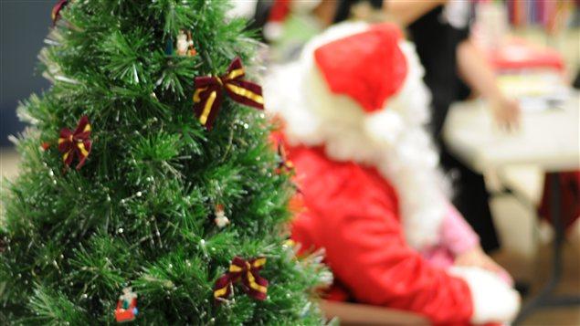 Le père Noël ne chômera pas sur la Rive-Nord cette année!