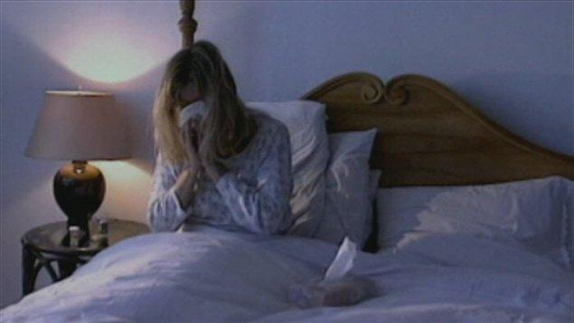 Le virus de la grippe frappe tôt cette année.