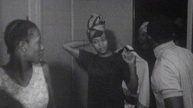 Danseuses des Ballets africains