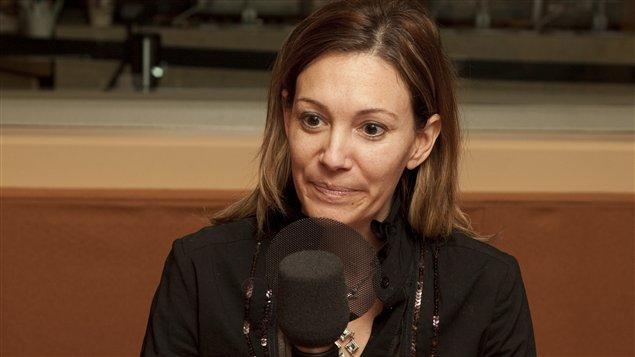 Guylaine Guévremont est nutritionniste et auteure