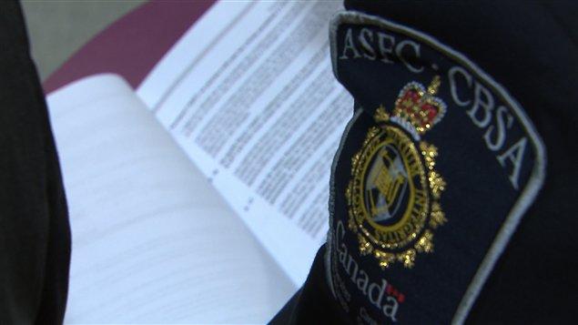 Agents des services frontaliers du Canada