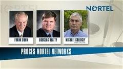 Accusés dans le procès Nortel