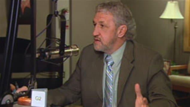 Le ministre de la Santé du Yukon, Doug Graham