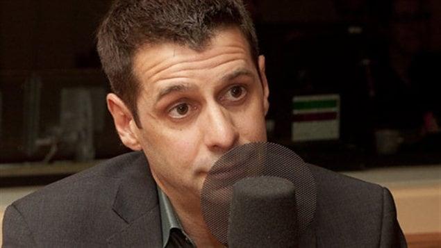© Radio-Canada/Christian Côté | Éric Duhaime