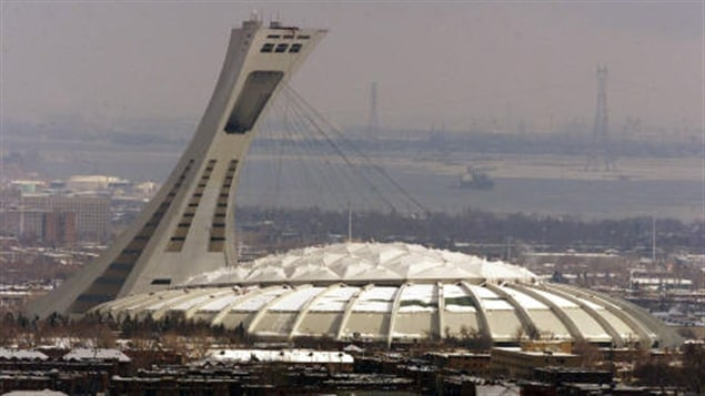 Le Stade olympique de Montral