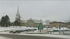 L'église Saint-Jacques-le-Majeur de Causapscal