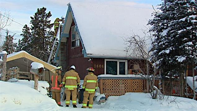 Cinq personnes sont mortes dans cette maison  Whitehorse