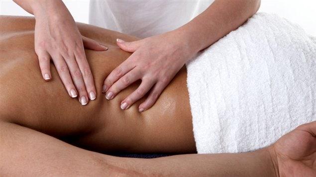 Un massage