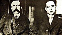 Nicola Sacco (à droite) et Bartolomeo Vanzetti (à gauche) / © Kaldari, Wikipedia