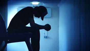La dépression est l'un des principaux facteurs de suicide.