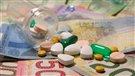 Pharmacies: variation du prix des médicaments (2012-03-18)