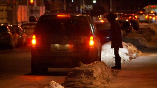 Prostitution à Ottawa