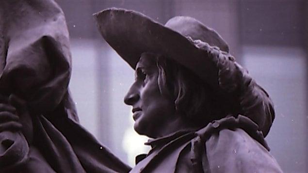 Monument de Paul de Chomedey de Maisonneuve