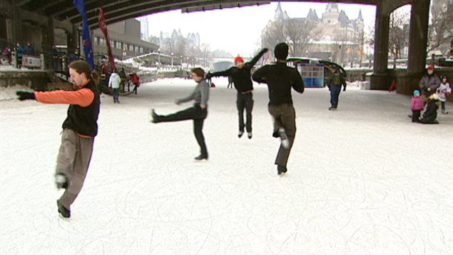 le patin contemporain culture physique ici radio canada premi re. Black Bedroom Furniture Sets. Home Design Ideas