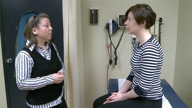 Nancy Marcotte, infirmière praticienne en soins de première ligne