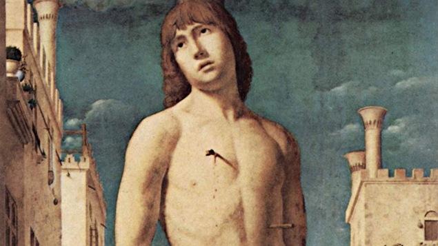 Saint Sébastien d'Antonello de Messine