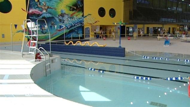 Le bassin r cr atif du centre sportif ferm jusqu 39 au 2 for Piscine gatineau