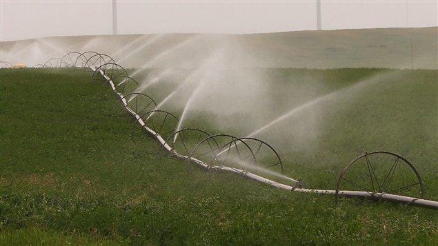 L'eau n'est pas r�partie �quitablement au Canada.