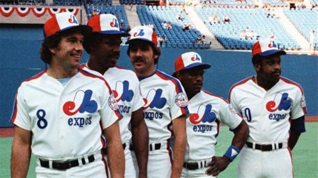 Gary Carter, Tim Raines et compagnie (archives)
