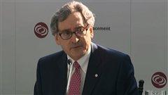 Le président-directeur général de la Caisse de dépôt et placement du Québec, Michael Sabia