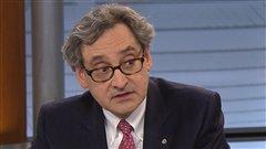 Le PDG de la Caisse de dépôt et placement du Québec, Michael Sabia