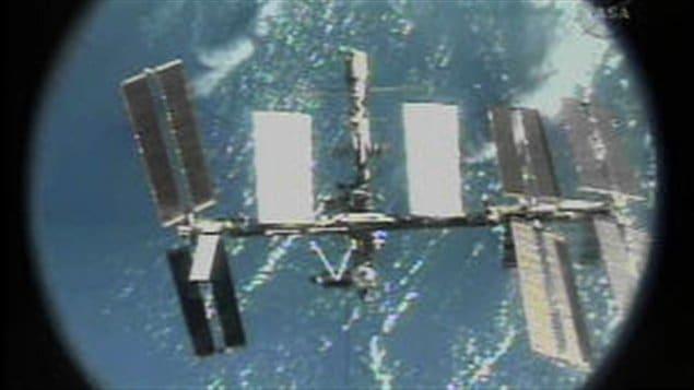 Comprendre le travail à bord de la Station spatiale internationale