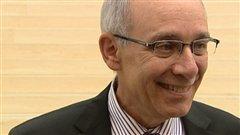 Le maire d'Edmonton Stephen Mandel