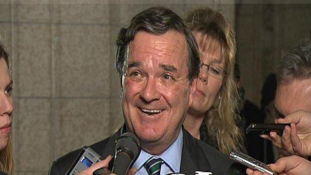 Jim Flaherty, le 29 février 2012