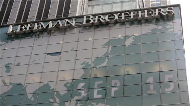 Il y a cinq ans, la faillite de Lehman Brothers | ICI ...