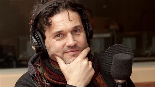 Martin Léon, chanteur et compositeur