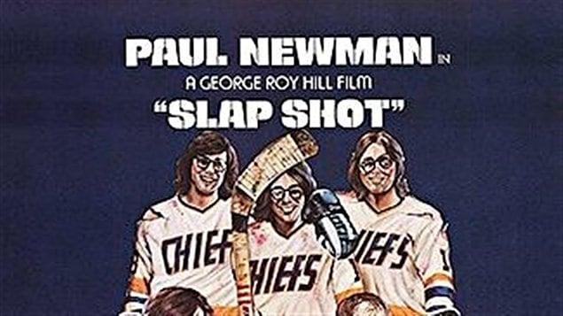 <i>Slap shot</i> de George Roy Hill, 1977 / © Universal Pictures, Wikipédia