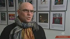 Le chorégraphe Serge Bennathan